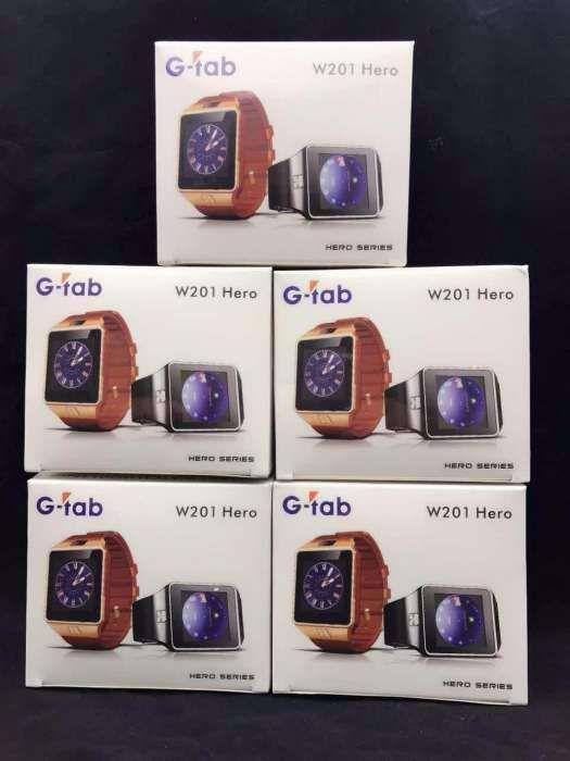 Smart Watch G-Tab W201 Hero