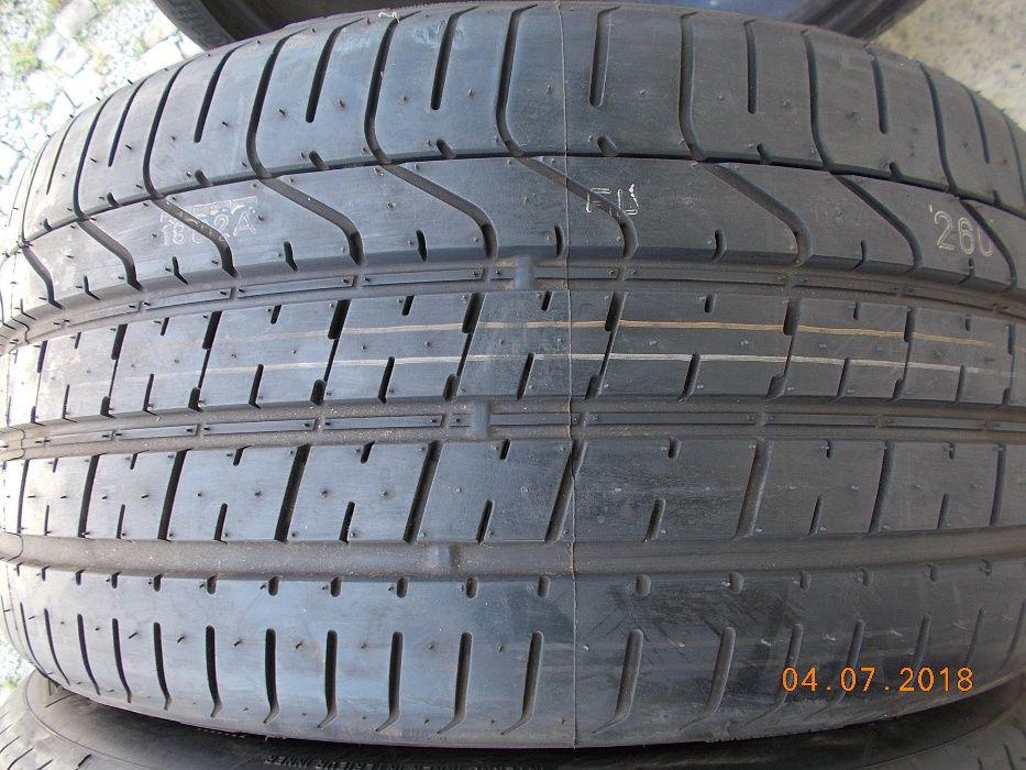 2 anvelope vara 285 40 19 NOI pirelli dot 2012 Bacau - imagine 2