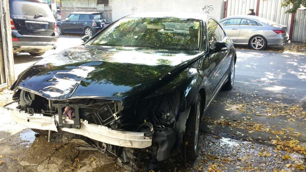 Dezmembrez Mercedes cl w216 motor cutie viteze suspensie abc