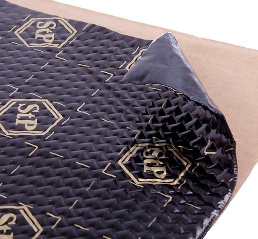 Vand material insonorizant auto STP Black Gold Bulk Pack