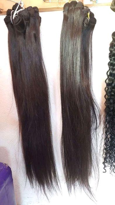 Vendo cabelo liso tamanho 26