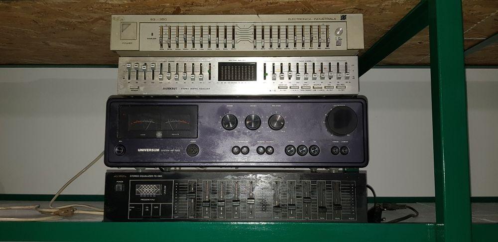 Vand statie audio 300 W +3 egalizatoare stereo
