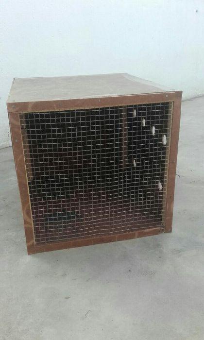 Fazemos caixa de transport para seu animal