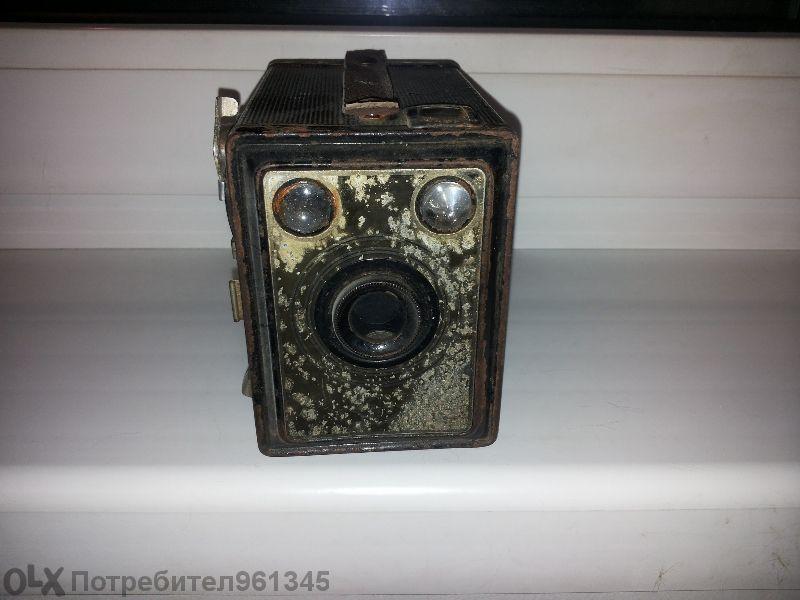 Античен руски фотоапарат
