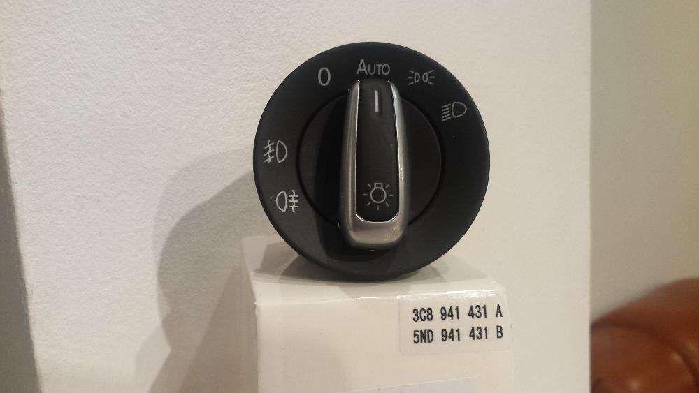 Comutator bloc lumini VW Golf 5-6, Eos,Jetta ,Passat ,Tiguan,Touran,CC