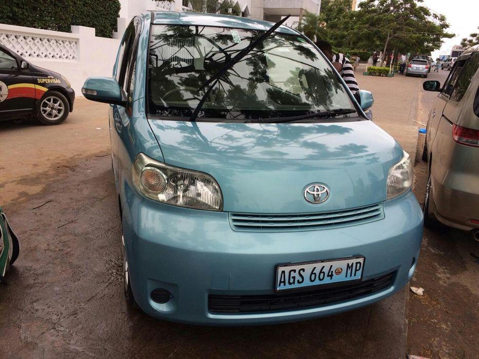 Toyota Porte a venda