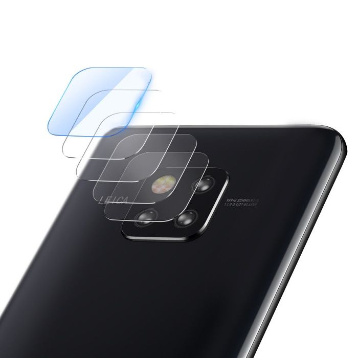 9H стъклен протектор за камера на HUAWEI MATE 20 PRO
