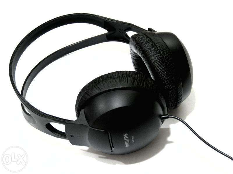 Слушалки Philips 1900 Големи Headphone Philips SHP1900