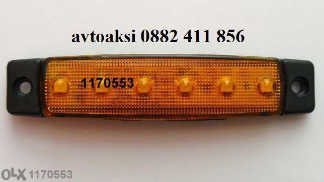 LED Диодни за камион,ремарке,каравана и др 12 и 24 цена за 1бр