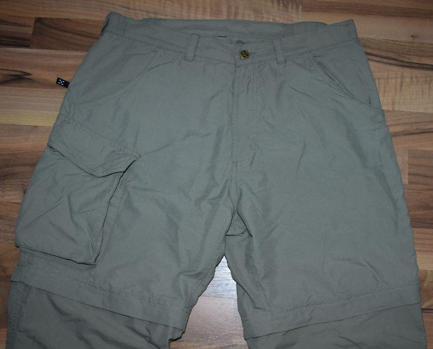 Pantaloni barbati lungi/scurti HAGLOFS CLIMATIC cred M transp inclus Uricani - imagine 3