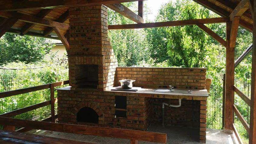 Barbecue gradina