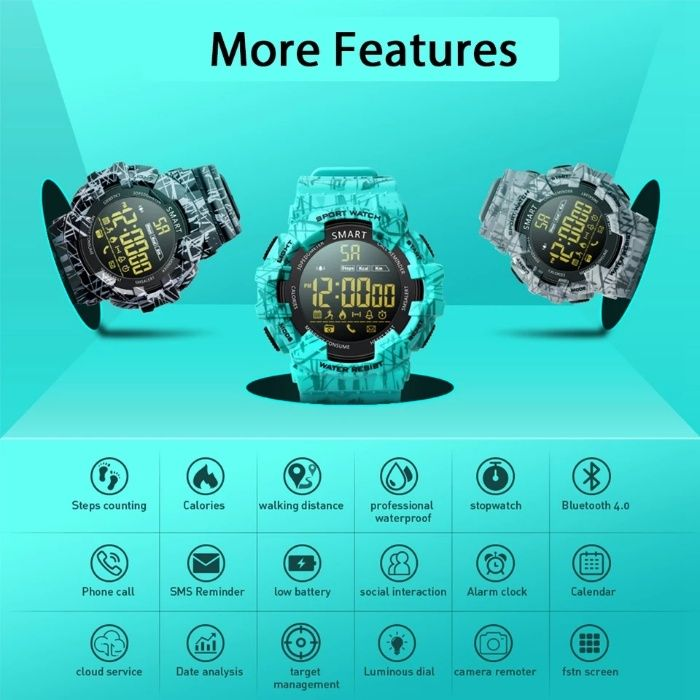 Smart Watch Alto-Maé - imagem 4