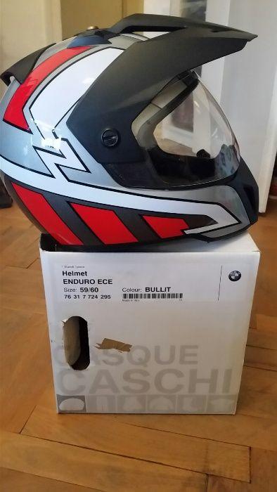 Продавам шлем BMW enduro
