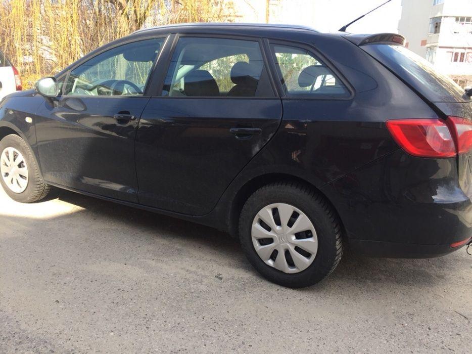 Usa spate/fata Seat Ibiza ST 2011 (Breake) complecta pe negru