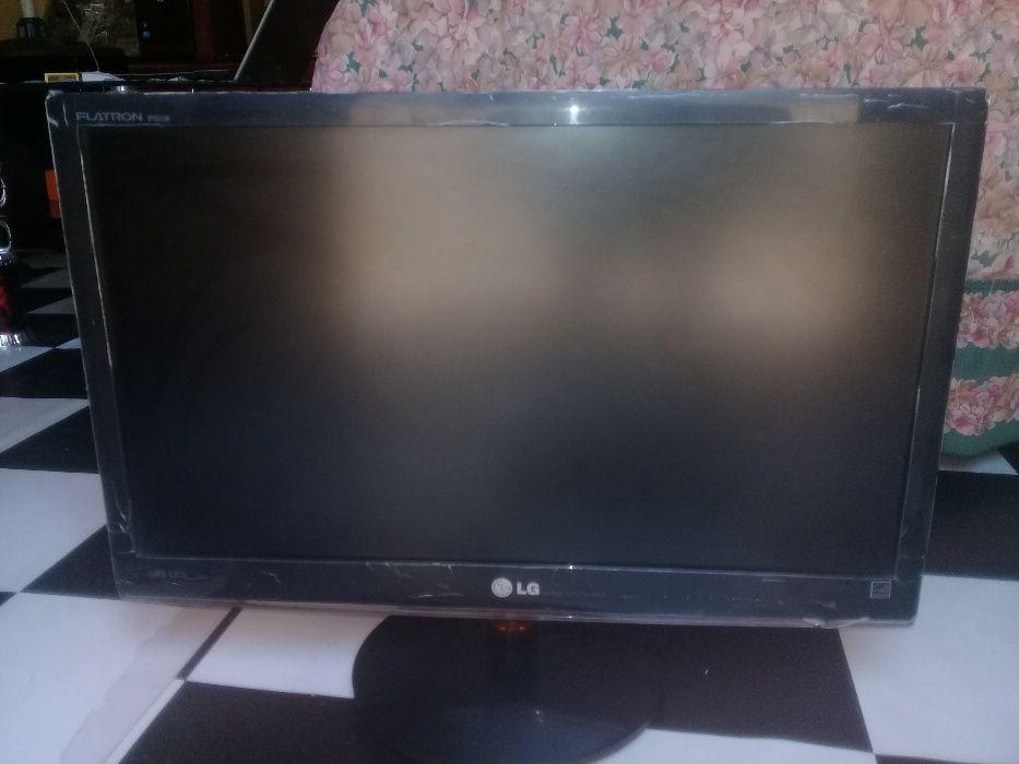 Monitor LG 23polegadas VGA DVI e HDMIN. clean
