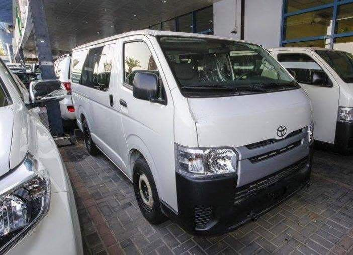 Toyota Hiace Quadradinho 0km