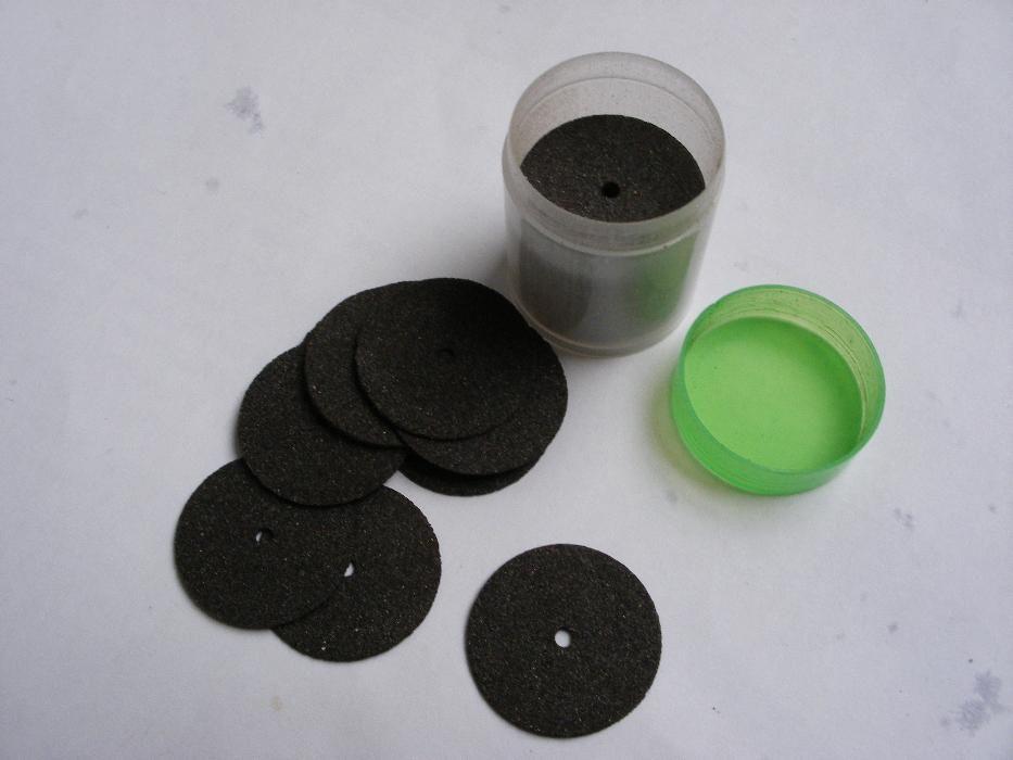 Дискове за рязане на метал комплект 10 бр за Dremel Дремел бормашина