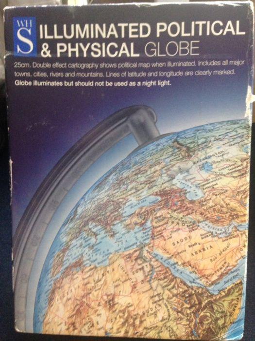 Glob de 25 cm in cutie originala