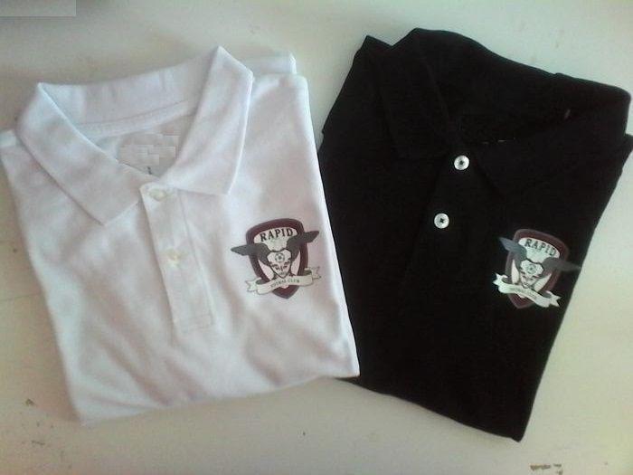 Tricou din bumbac pentru barbati - FC RAPID Bucuresti