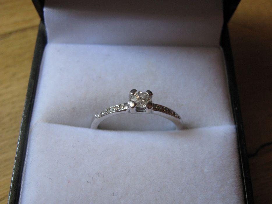 inel diamant REDUCERE pana la 23 dec