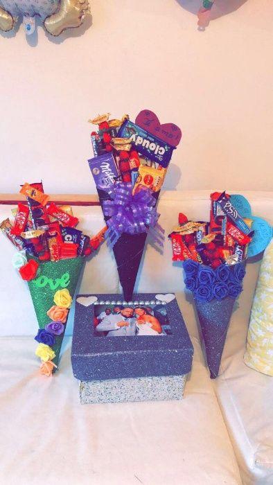 Caixa Explusixa, Serenta e Buque de Chocolates Kilamba - imagem 5