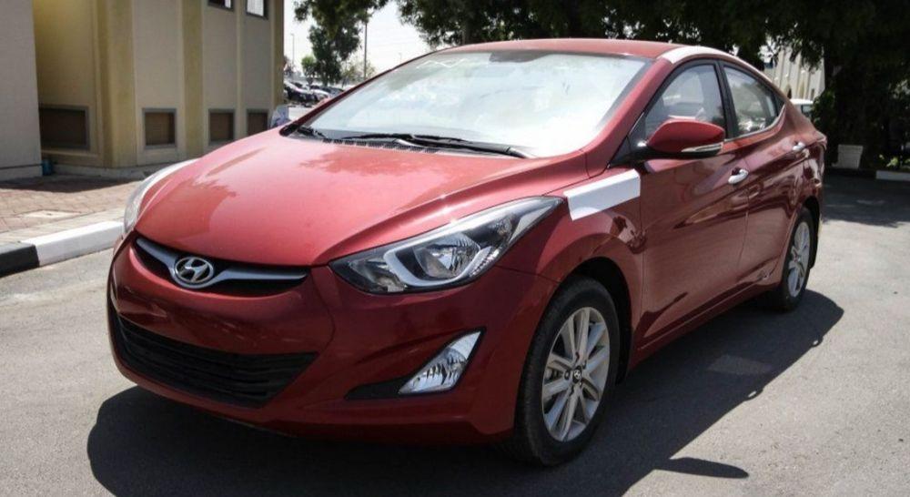 Hyundai Elantra Ingombota - imagem 1