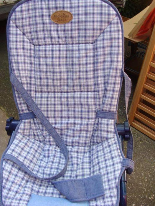 scaun pentru copii tip leagan