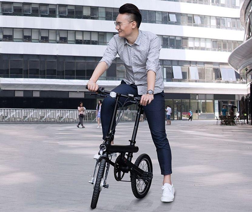 Bicicleta elétrica inteligente da Xiaomi já está disponível em Anola