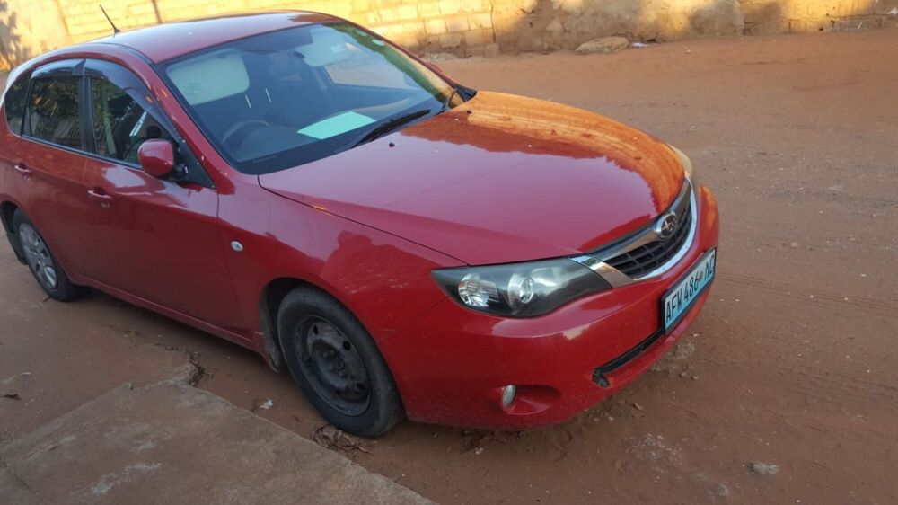 Subaru Impreza a venda
