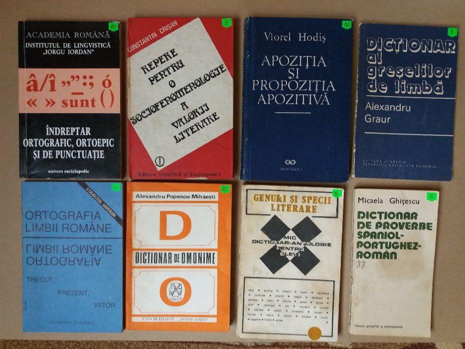Carti de specialitate - dictionare