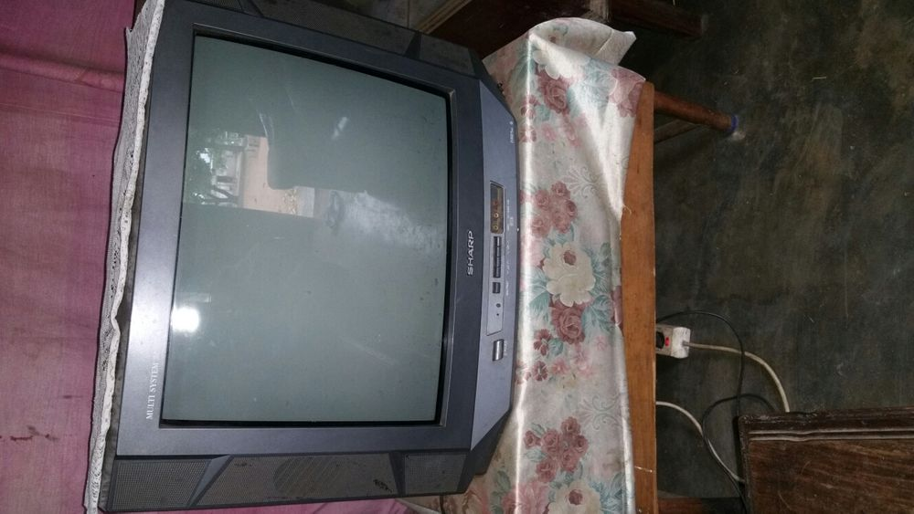 Vendo televisor da marca sharp.