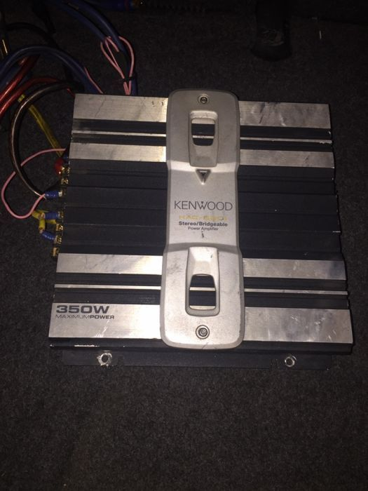 Amplificator KENWOOD