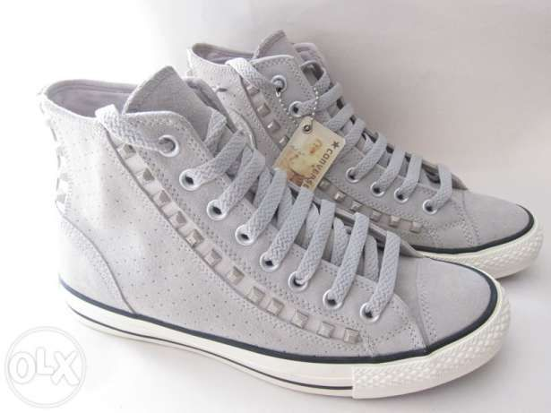 Converse Chuck Taylor- All Star Grey - editie limitata!