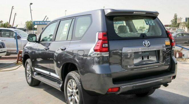 Toyota Land Cruiser Prado Viana - imagem 2
