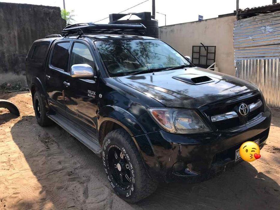 Toyota Hilux (D4D)