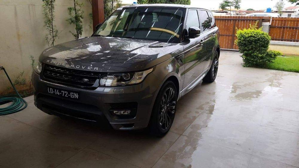 Vendo Range Rover Vogue 2016