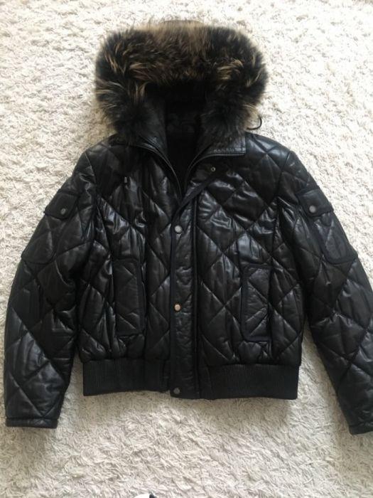 Мужская итальянская куртка