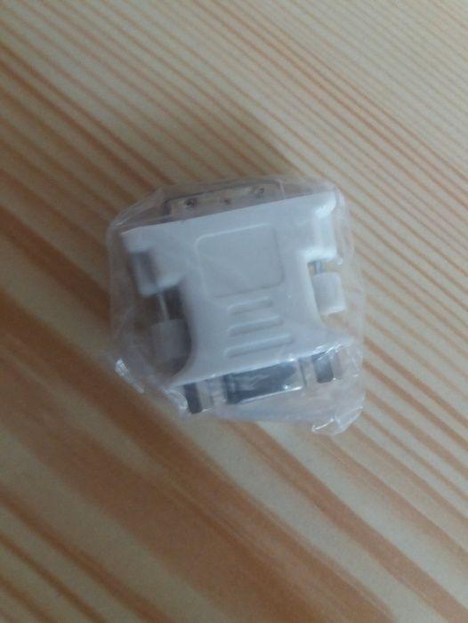 adaptor DVI-I (dual link) la VGA