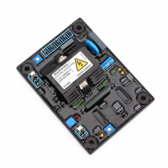 AVR SX460 Regulador Automático de Voltagem para Gerador
