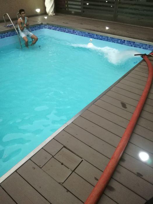 Água Potável para enchimento de piscinas e mais