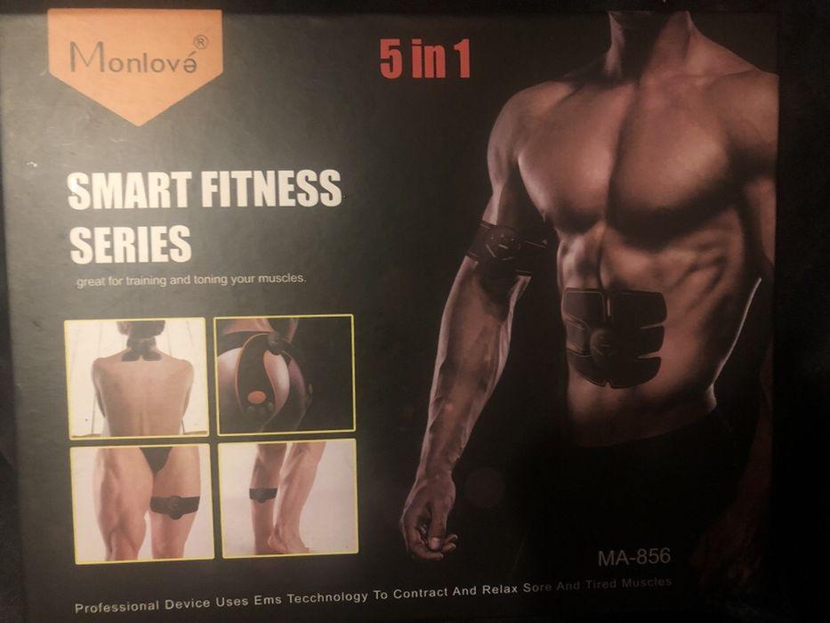 Електростимулатор за стягане на мускули 5 в 1