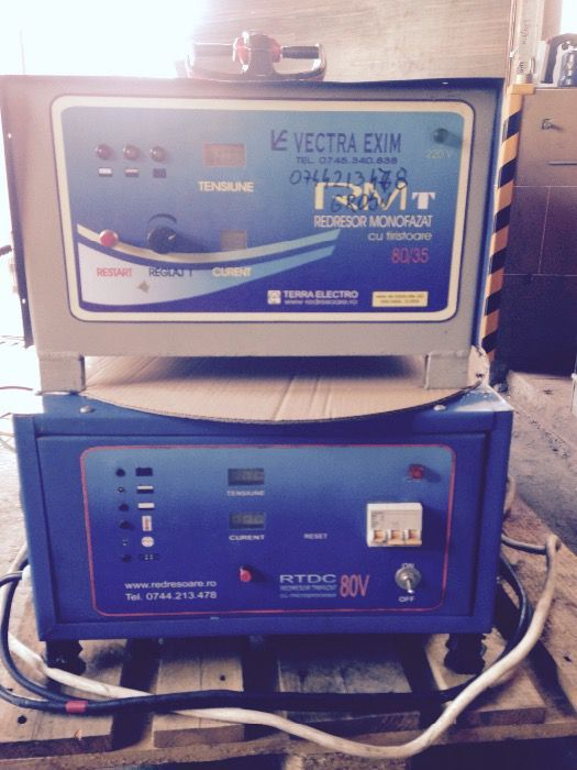 statie incarcare redresor stivuitor electric ,24,36,48,72,80 v
