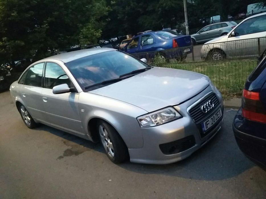 Audi schimb cu duba ..a