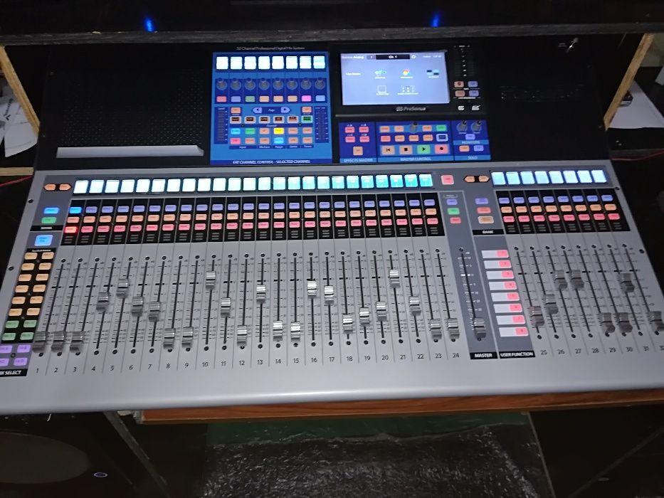 Gravação de Música - Estúdio de gravação.