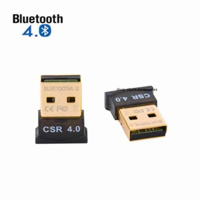 Mini USB Bluetooth V4.0 3Mbps 20M Dongle Adaptor wireless mod dual pen