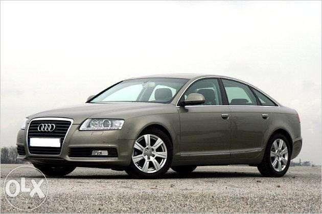 Scut metalic pentru motor Audi A6 2004-2011 - otel 2mm