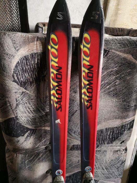 Ски Salomon Axendo 168см