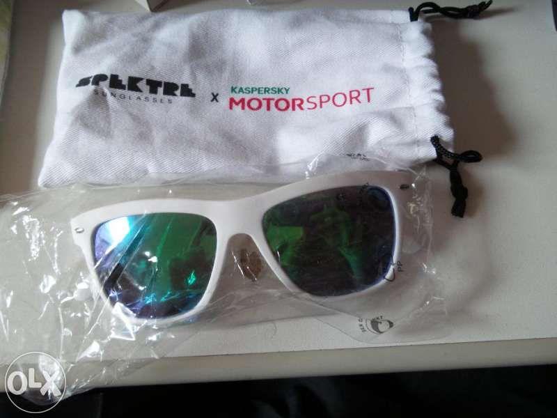 Spektre F1 Слънчеви очила kaspersky lab спонсор ferrari original