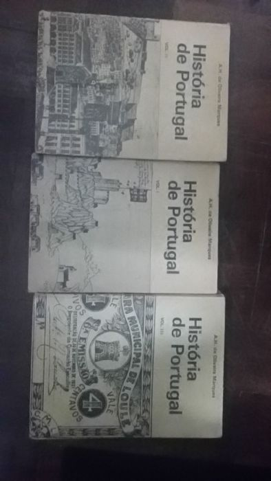 História de Portugal (3cap)