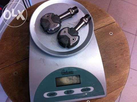 Pedale Speedplay titanium